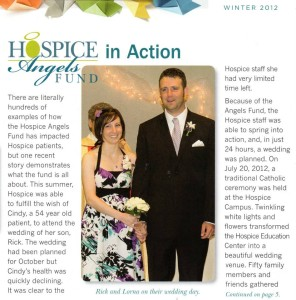 Published in the Winter 2012 Hospice Paper