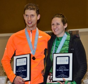 Top Male & Female Finishers